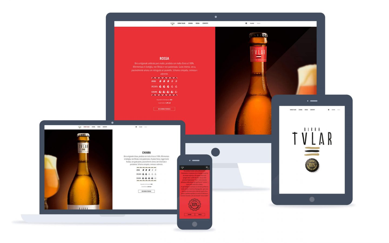 Birra Tular / web site - Fosforica