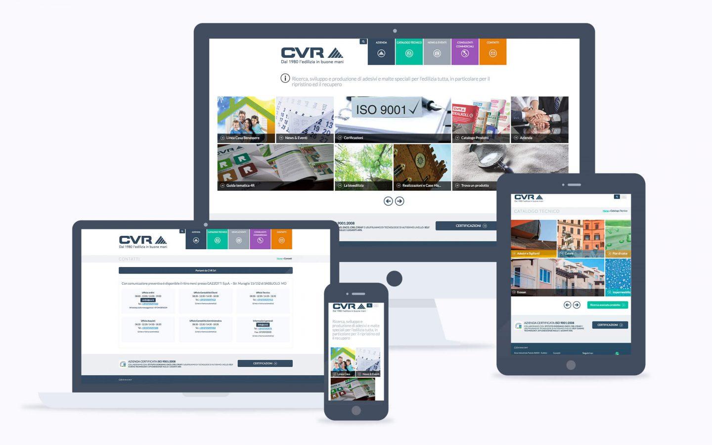 CVR / web site - Fosforica