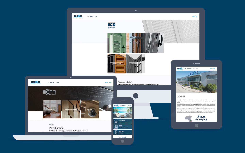 ECOMET Srl / WEB SITE - Fosforica