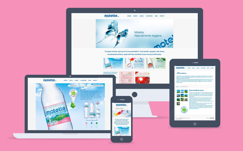 Motette / web site - Fosforica